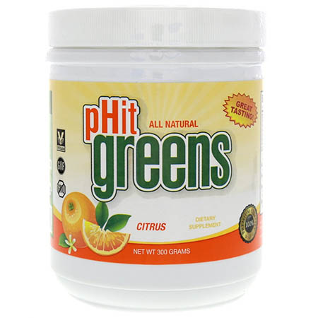 Phit Greens Citrus