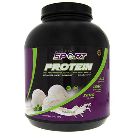 Vitastic Sport Vanilla Protein